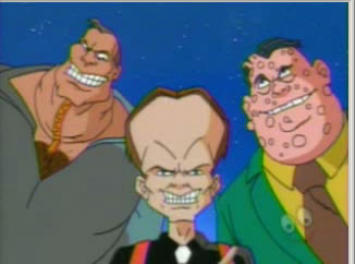 Zipperneck, The Forehead, and Boils