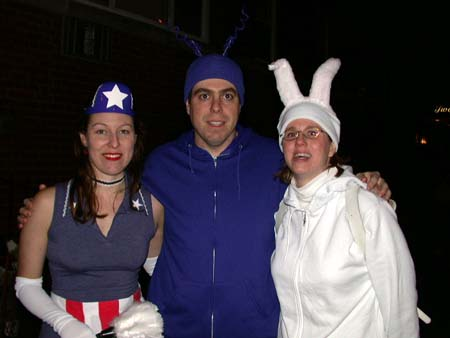 American Maid, The Tick, and Arthur.