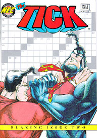 The Tick #2: Hi-Rise HiJinx!